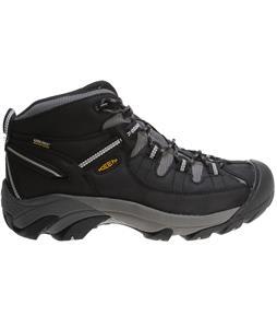 Keen Targhee II Mid Hiking Boots Black/Drizzle