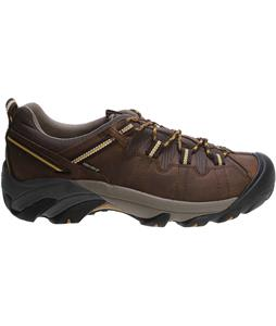 Keen Targhee II Hiking Shoes Cascade Brown/Golden Yellow