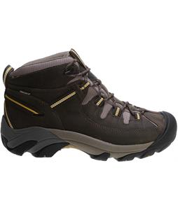 Keen Targhee II Mid Hiking Boots Black Olive/Yellow