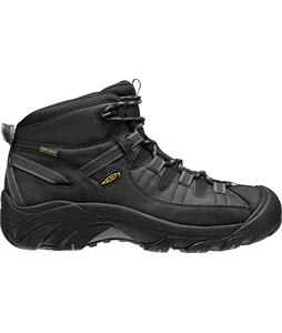 Keen Targhee II Mid - Tac Hiking Shoes Black/Gargoyle