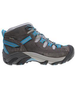 Keen Targhee II Mid Hiking Boots Gargoyle/Caribbean Sea