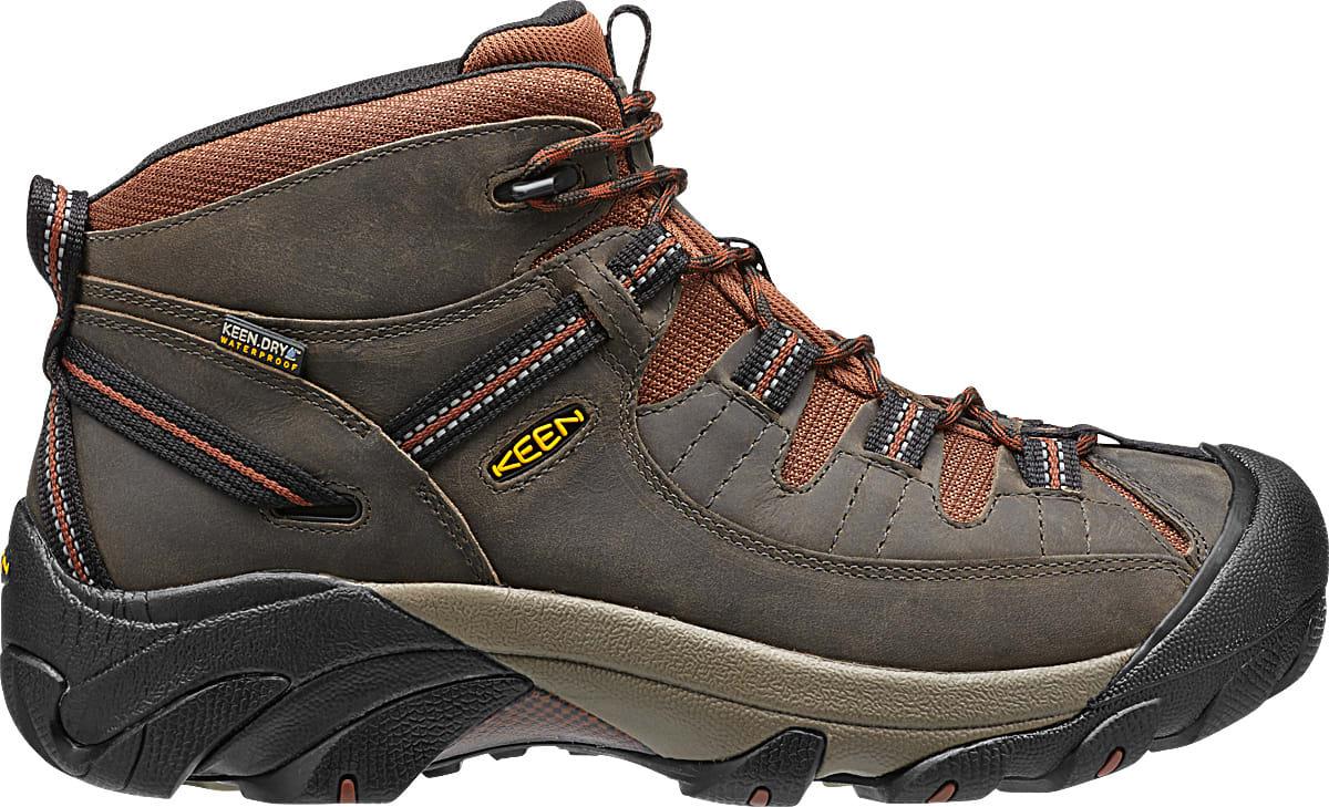 Keen Targhee Ii Wp Hiking Shoes Womens