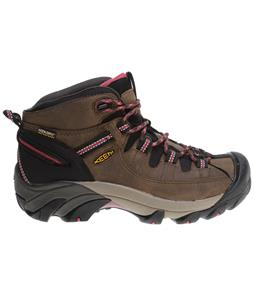 Keen Targhee II Mid Hiking Boots Black Olive/Slate Rose