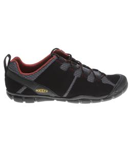 Keen Tunari CNX Shoes Black/Burnt Henna