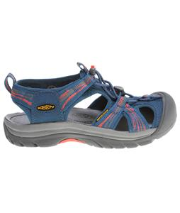 Keen Venice H2 Sandals Legion Blue/Hot Coral