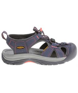 Keen Venice H2 Sandals Midnight Navy/Hot Coral