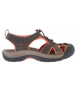 Keen Venice Water Shoes Chocolate Chip/Living Coral