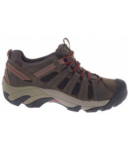 Keen Voyageur Low Hiking Shoes Black Olive/Bossa Nova