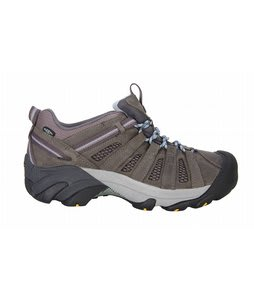 Keen Voyageur Low Hiking Shoes Charcoal/St Blue
