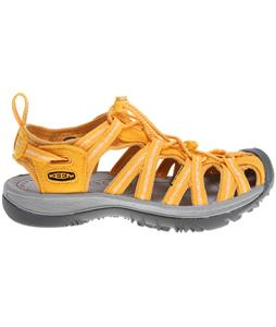 Keen Whisper Sandals Gold Fusion/Golden Yellow