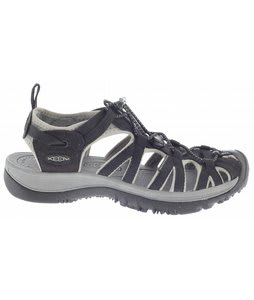 Keen Whisper Water Shoes Black/Gargoyle