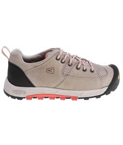 Keen Wichita Hiking Shoes Sand Dollar/Hot Coral
