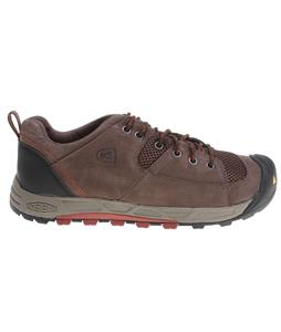 Keen Wichita Shoes Chocolate Brown/Burnt Henna