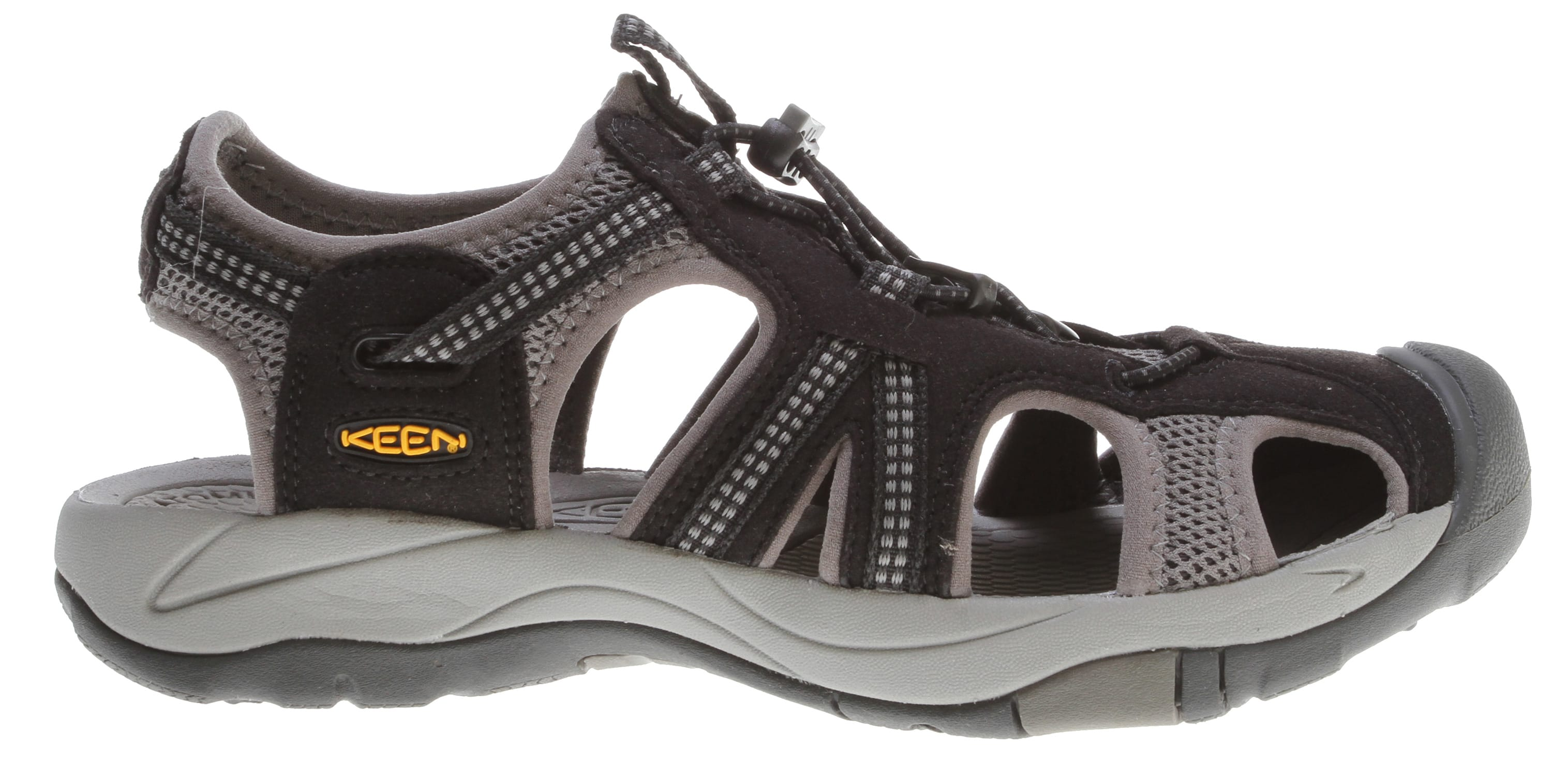 Shop for Keen Willow Sandal Water Shoes Black/Gargoyle - Women's