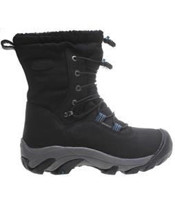 Keen Wilma Lace Boots Black/Legion Blue