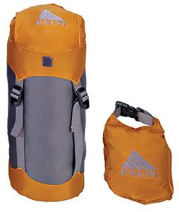 Kelty Compression Stuff Sack Curry Small (6 x 12in)