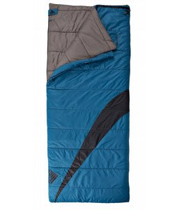 Kelty Corona 30 Degree Junior Sleeping Bag Dark Blue