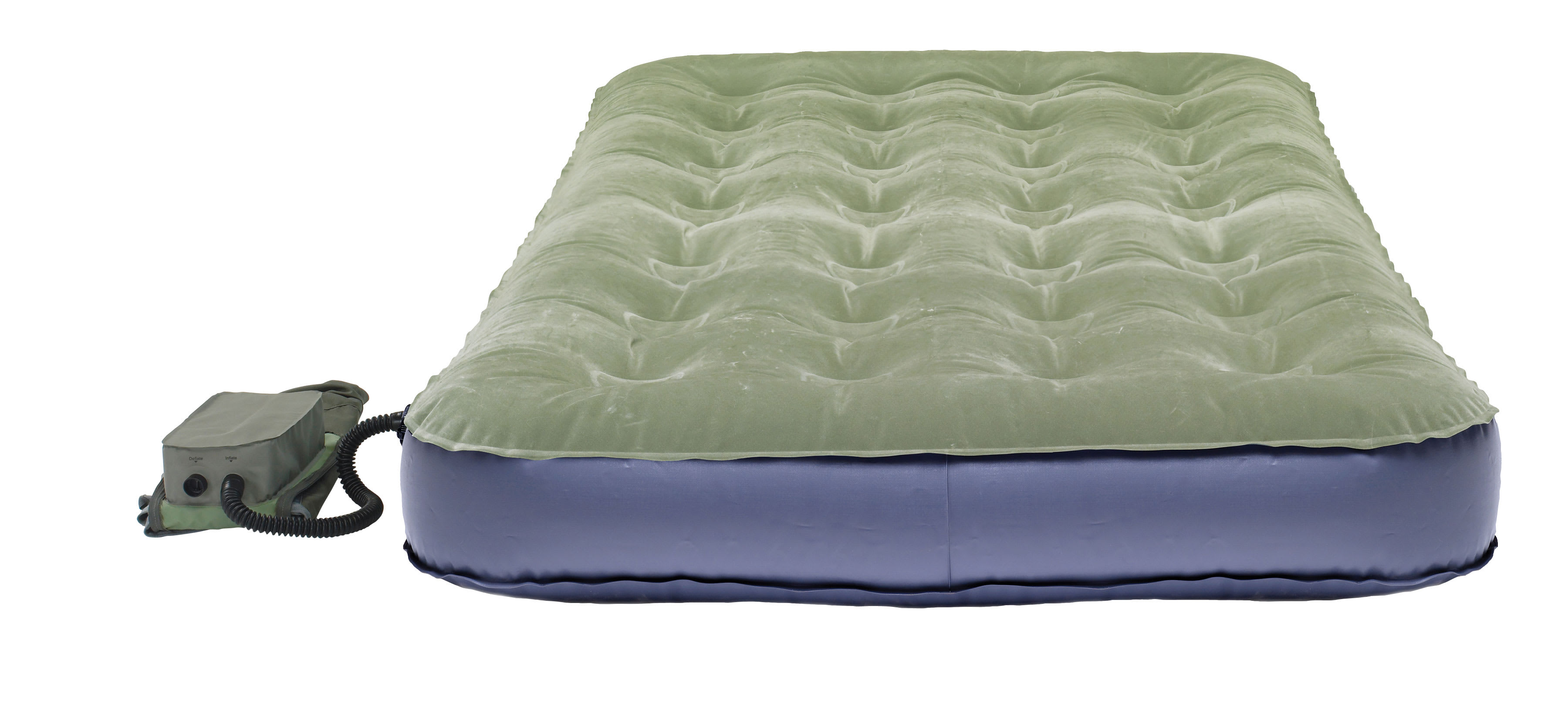 Shop for Kelty Good Nite Twin Airbed w/ Footpump Green