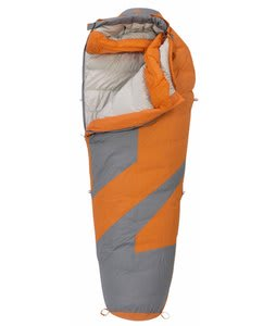 Kelty Light Year 20 600 Down Sleeping Bag Russet Orange
