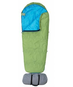 Kelty Little Dipper 40 Degree Sleeping Bag Lime