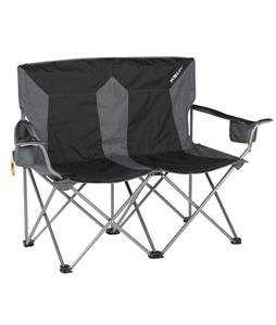 Kelty Loveseat Chair Black