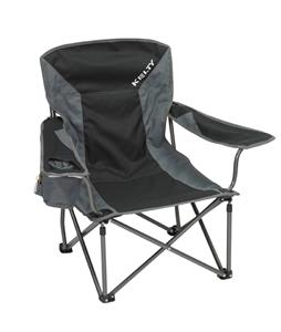 Kelty Lowdown Chair Black