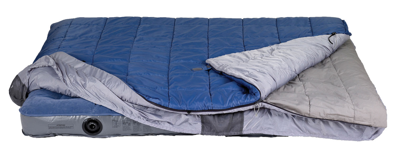 Shop for Kelty Satellite 30 Degrees Doublewide Sleeping Bag