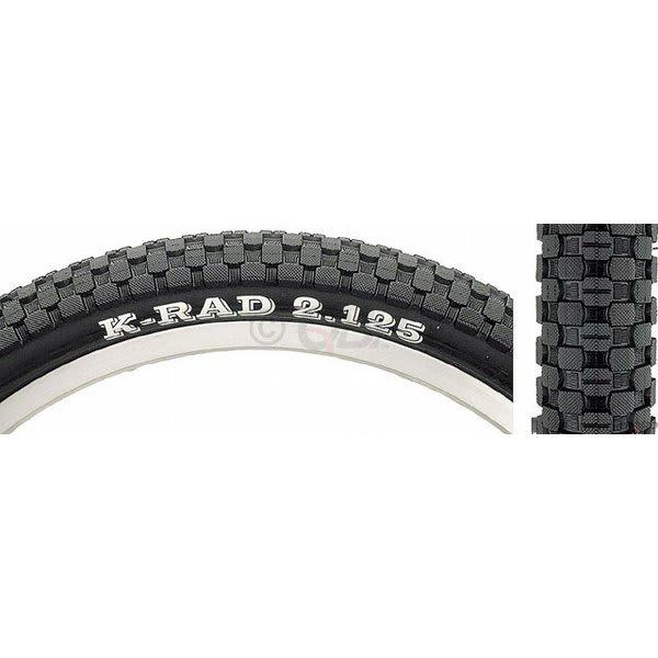Kenda K Rad 20X1.95 Black Steel