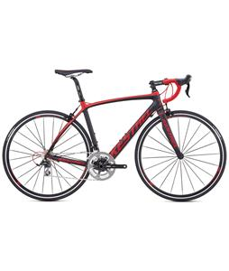 Kestrel Legend 105 Bike Matte Carbon/Red 55cm/21.64in