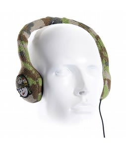Neff Knitted Headphones Camo