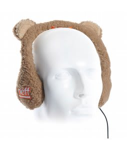 Neff Knitted Headphones Fuzzy