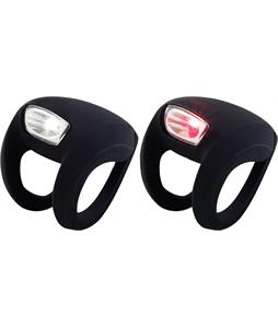 Knog Frog Strobe Bike Headlight And Taillight Set