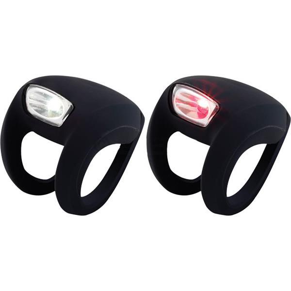 Knog Frog Strobe Bike Headlight And Taillight Set