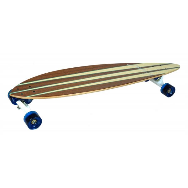 On Sale Koastal Pin Tail Longboard Skateboard up to 70% off