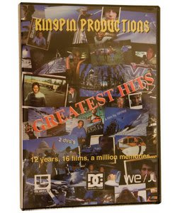 Kingpin Greatest Hits Snowboard DVD