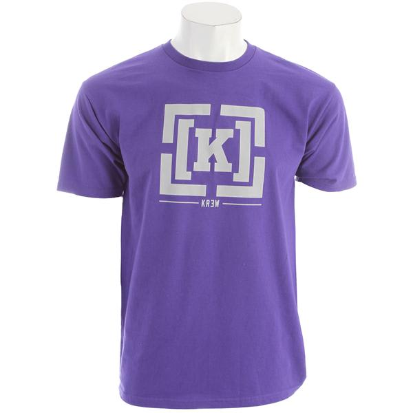 KR3W Bracket Regular T-Shirt
