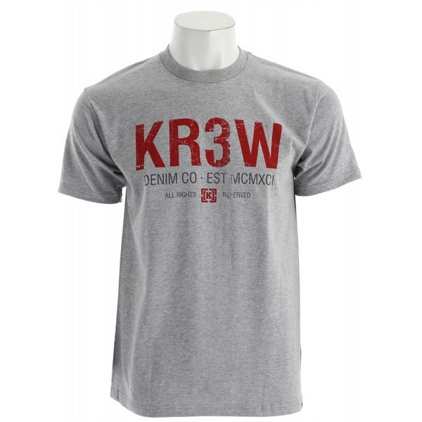 KR3W Denim Co 2 Regular T-Shirt
