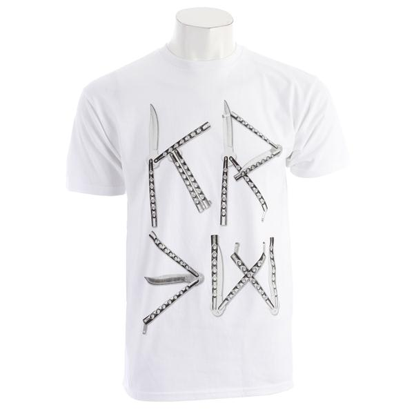 KR3W Knives Regular T-Shirt
