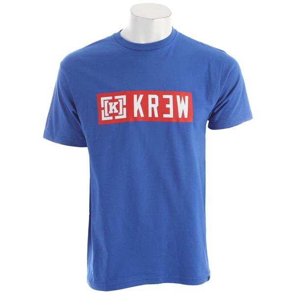 KR3W Lock-Up Regular T-Shirt