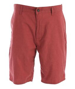 KR3W Navigator Shorts Red