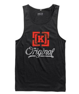 KR3W Original 4 Premium Tank Black