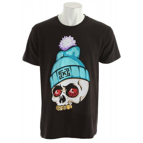KR3W Throw Bones Regular T-Shirt