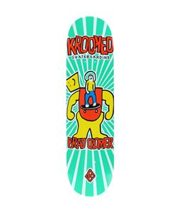 Krooked Cromer Inside Job Skateboard Deck