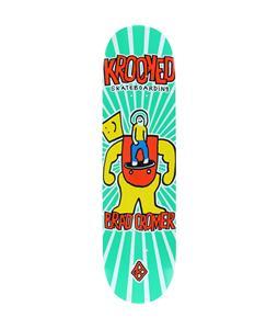 Krooked Cromer Inside Job Skateboard Deck