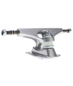 Krux 3.5 Tall LTD Skateboard Trucks Silver/Silver 5