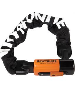 Kryptonite 1055 Evolution Mini Series 4 Chain Bike Lock 1.8ft