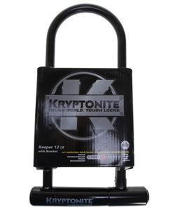 Kryptonite Keeper Long Shackle U Lock Bike Lock  4x11.5