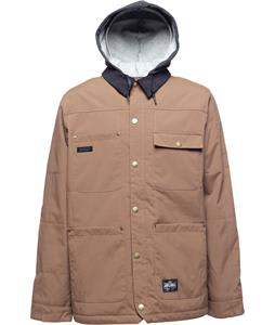 L1 Folsom Snowboard Jacket Chocolate