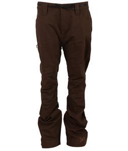 L1 Skinny Denim/Twill Snowboard Pants