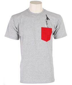 Lakai Blunt Pocket T-Shirt